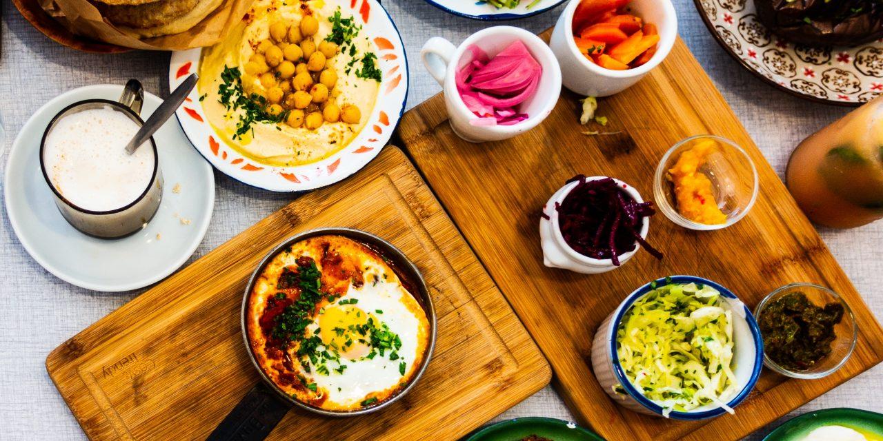 Variant op hummus