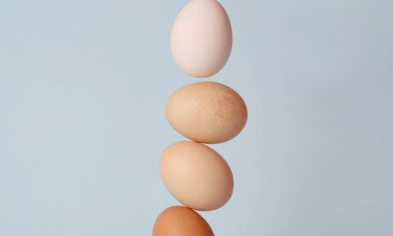 Eieren en hun cholesterol