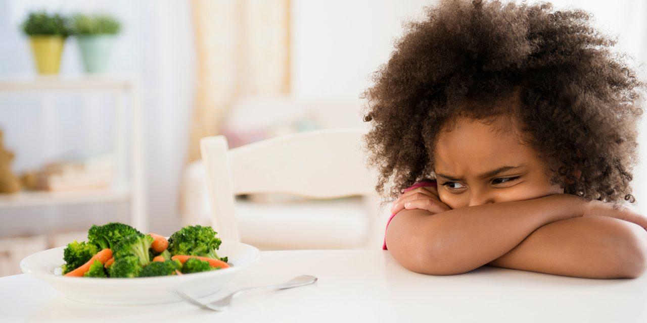 Moeilijke eter in huis?