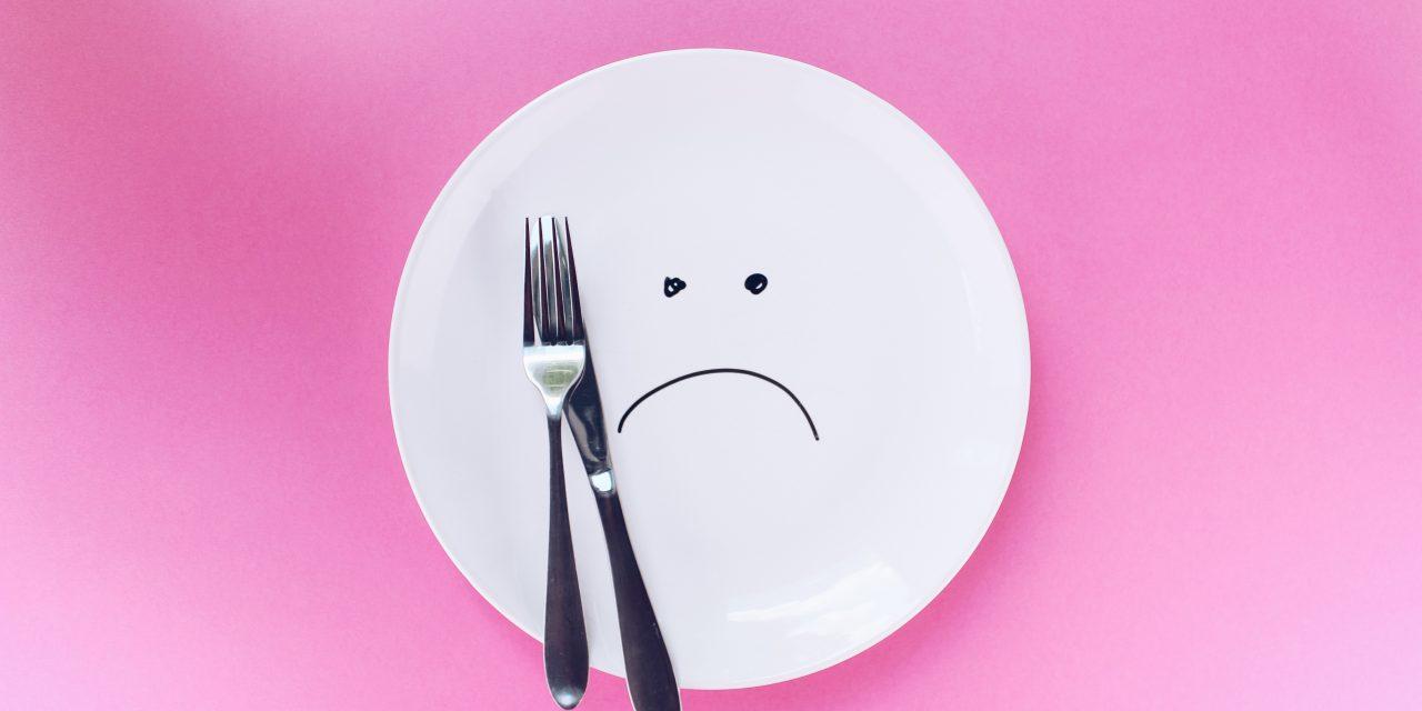 Ik ben op dieet en ik mag niet