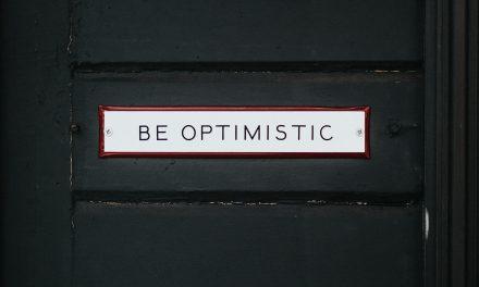 Positief denken maakt alles veel makkelijker
